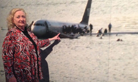 Survivor Of 'Miracle On The  Hudson' At Library January 22, 6pm