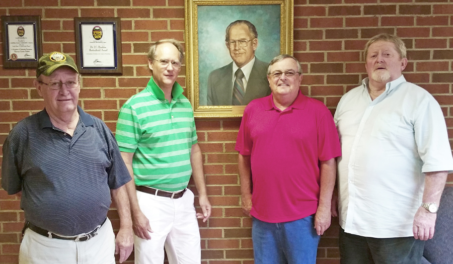 Guy Hollar Memorial Golf Tourney Is April 24 At Rock Barn