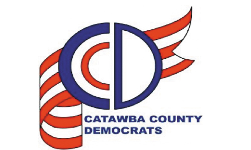 Catawba Co Dem logo