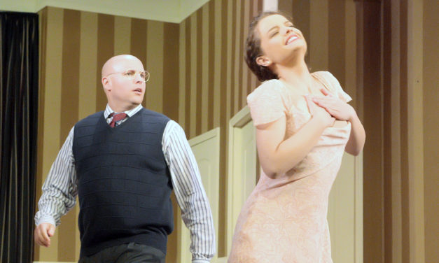 Lend Me A Tenor • Theatre Review  Now Playing At Hickory Community Theatre