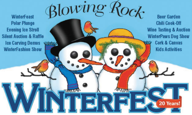20th Blowing Rock Winterfest Is Set For January 25-28