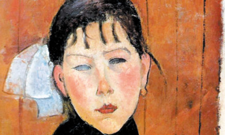 Modigliani Art Exhibit In Italy Is Found To Be Rife With Fakes