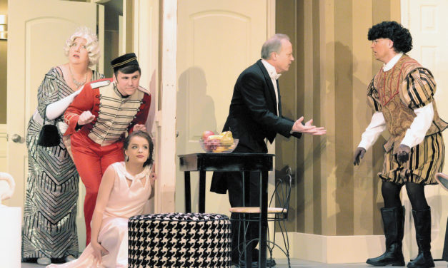Timeless Comedy, Lend Me A Tenor, Opens This Friday, January 11, At HCT On The Jeffers Stage