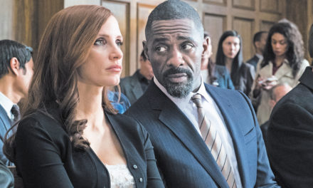 Molly's Game (***) R