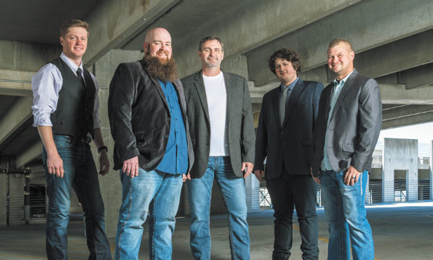"""""""Volume Five"""" Performs Saturday, January 27 At Old Rock School's Bluegrass At The Rock"""
