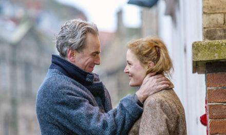 Phantom Thread (*** ½) R