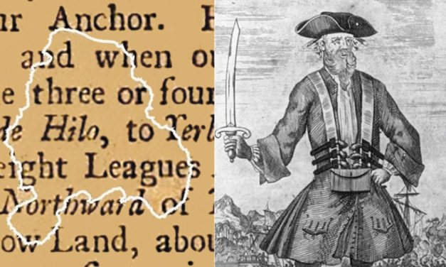 What Kind Of Books Did Pirates Read? Turns Out They Liked To Read About Sea Voyages