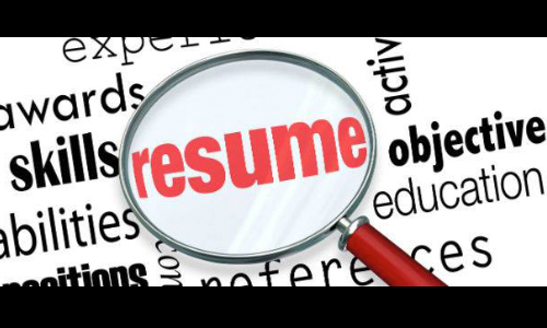 Building A Resume, February 1 & 8 At Ridgeview Branch Library