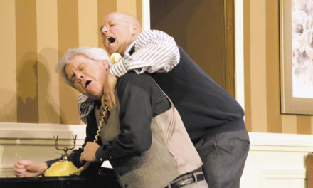 Fan Club Thursdays Start  This Week At HCT With Comedy Lend Me A Tenor