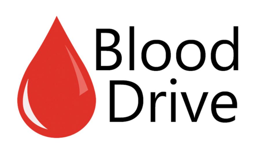 Blood Drive & Food Drive Event At PACE@Home, Friday, 2/12
