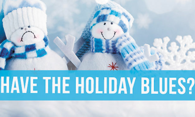 """Help For """"The Holiday Blues"""" At Library On Tuesday, January 8, At 6:30pm"""