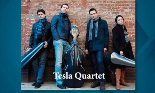 Beethoven & Bartok At WPS On January 20, Featuring Tesla Quartet