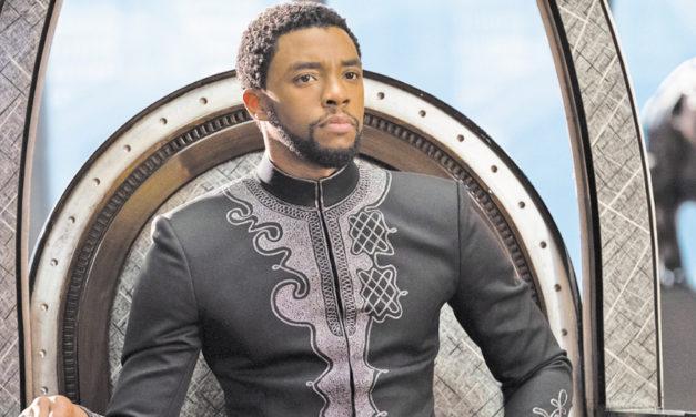 Black Panther (***) PG-13