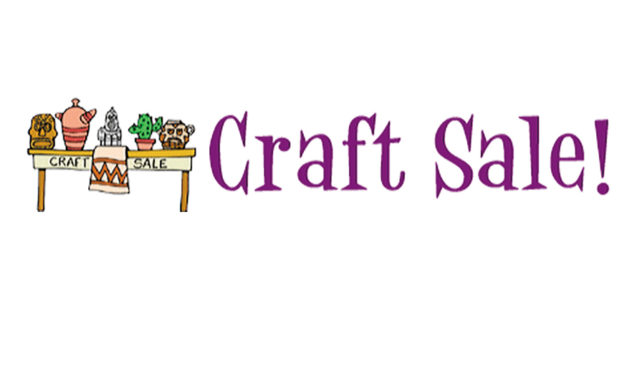 Craft Sale For Missions On March 10 At Crouse UMC, 8am-2pm