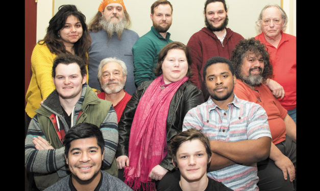 Meet The Rather Pesky Dwarves From Hickory Community Theatre's The Hobbit, March 9
