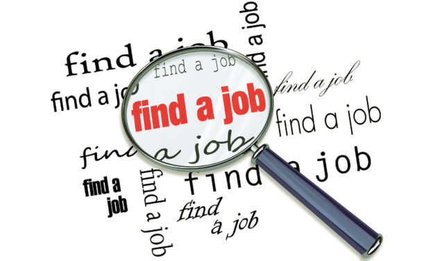 Online Job Searching On Thursday, March 1, At Ridgeview Library