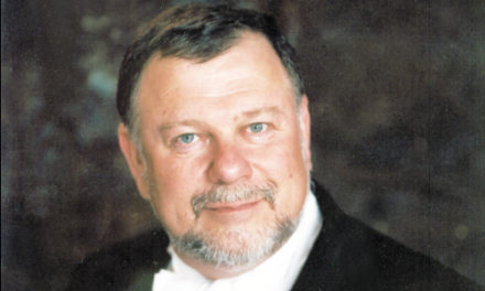WPS Conductor John Gordon Ross Speaks  Wednesday, February 28, At Alex Lee Lecture Series At LRU
