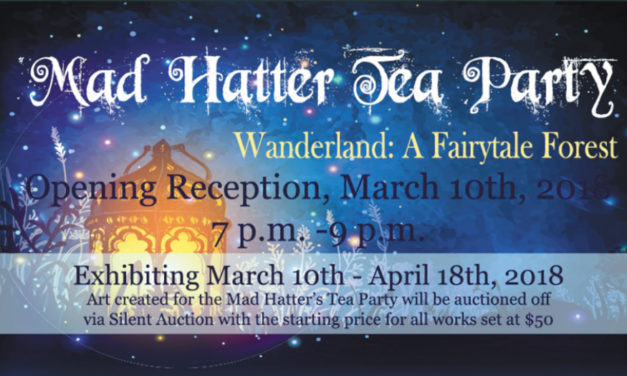 Mad Hatter's Tea Party Is March 10 At Gallery 27 In Lincolnton