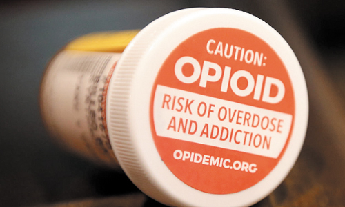 CVCC Sponsoring Free Opioid Addiction Crisis Community Roundtable On Wednesday, March 14