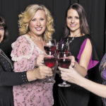 """Comedy """"The Savannah Sipping Society"""" At Hudson Dinner Theatre, April 12-21"""
