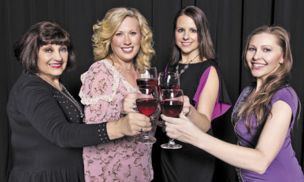 "Comedy ""The Savannah Sipping Society"" At Hudson Dinner Theatre, April 12-21"