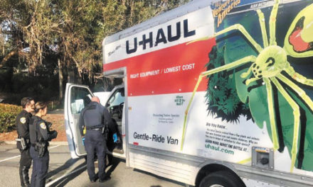 Man Charged With Eluding Police In Stolen U-Haul – Again