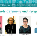 Celebration Of National Women's History Month On Thursday, March 8, At Ridgeview Library