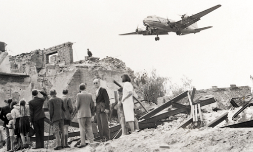 Saving A City: The Story Of The Berlin Airlift, At Patrick Beaver Library, April 3