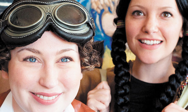 Bright Star Celebrates Women In Saturday, March 17 Show At Patrick Beaver Memorial Library
