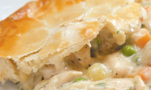 Our Savior Lutheran's Chicken Pie Dinner Is Sat., February 15