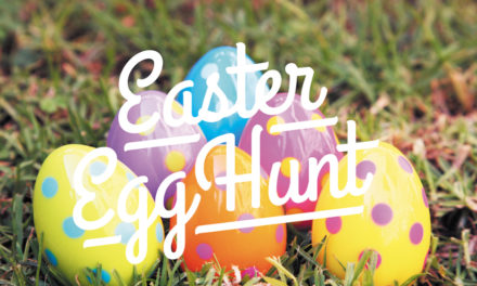 Easter Egg Hunt At Southside Park, Sun., March 25, In Newton