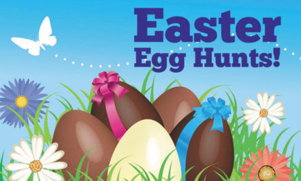 City Of Hickory Plans Easter Egg Hunts For Sat., March 24 And For Seniors, Thursday, March 29
