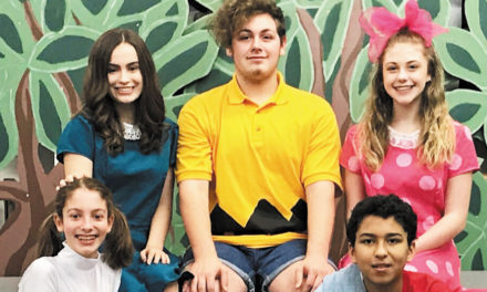 """""""You're A Good Man, Charlie Brown,"""" This Friday & Saturday, March 16 & 17, At Belk Centrum"""