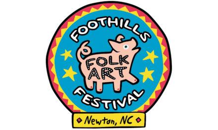 Foothills Folk Art Festival Invites Artists' Applications Until June 1