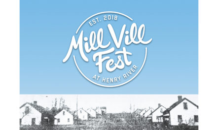 Free Mill Vill Fest At Henry River Mill Village On Sat., March 24! Live Music, Tours, Food Truck!