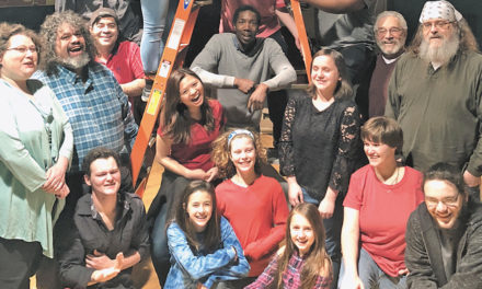 "AD Livingstone Sets Cast For Hickory Community Theatre's ""The Hobbit"", March 9-25"