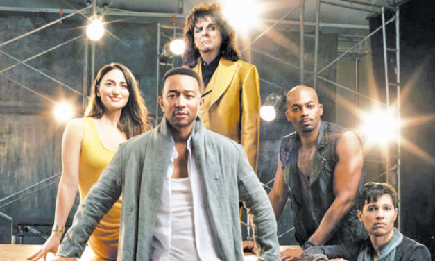 Live Jesus Christ Superstar On NBC On Easter, With John Legend As Jesus, Alice Cooper As Herod