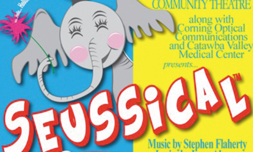 Tickets For Seussical, The Musical On Sale At The Green Room