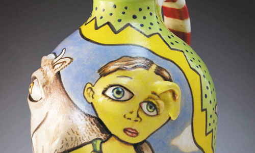21st Catawba Valley Pottery & Antiques Show Is Saturday, March 24