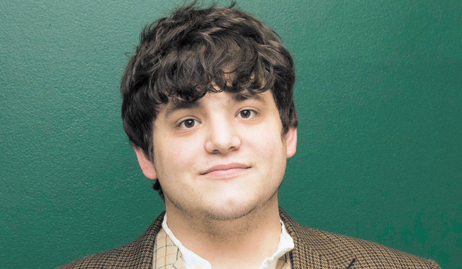 "LRU Graduate Cast As Bilbo Baggins In HCT's ""The Hobbit"", Playing On Stage March 9-25"