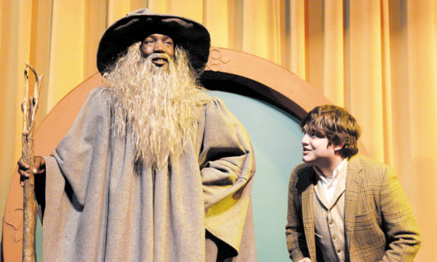 "Join Bilbo Baggins' Grand Trek In ""The Hobbit,"" At Hickory Community Theatre March 9-25"