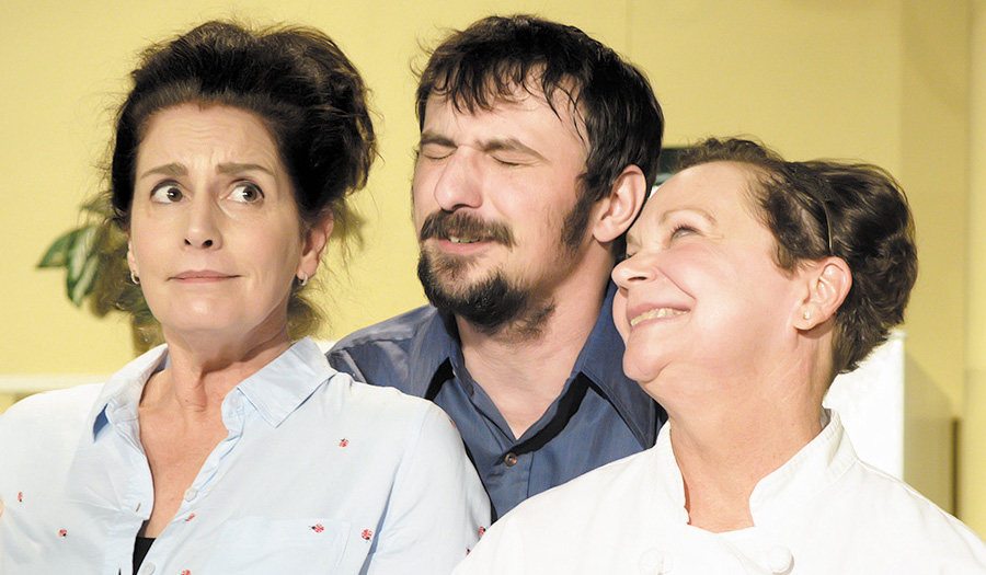 Tickets For HCT's Comedy  Kitchen Witches Are Selling Out