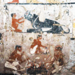Giza Area Tomb, Believed To Be Of Hetpet, Has Been Found