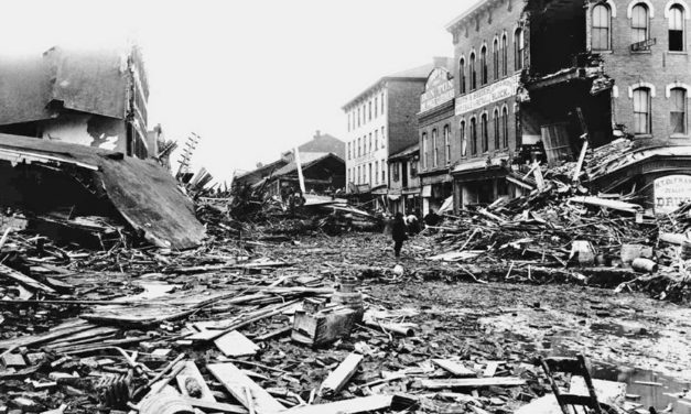 Pulitzer Prize Winner David McCullough Got His Start Writing On 'Forgotten' 1889 Johnstown Flood