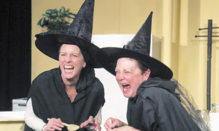 Comedy Kitchen Witches Opens This Friday, February 9, At HCT