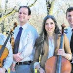 Free Kontras Quartet Concert This Friday, March 23, At Lenoir Rhyne University