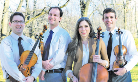 Free Kontras Quartet Concert This Friday, March 23, At Lenoir Rhyne University