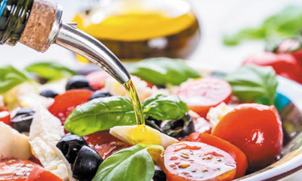 Mediterranean Diet For Better Health At Beaver Library, Feb. 6