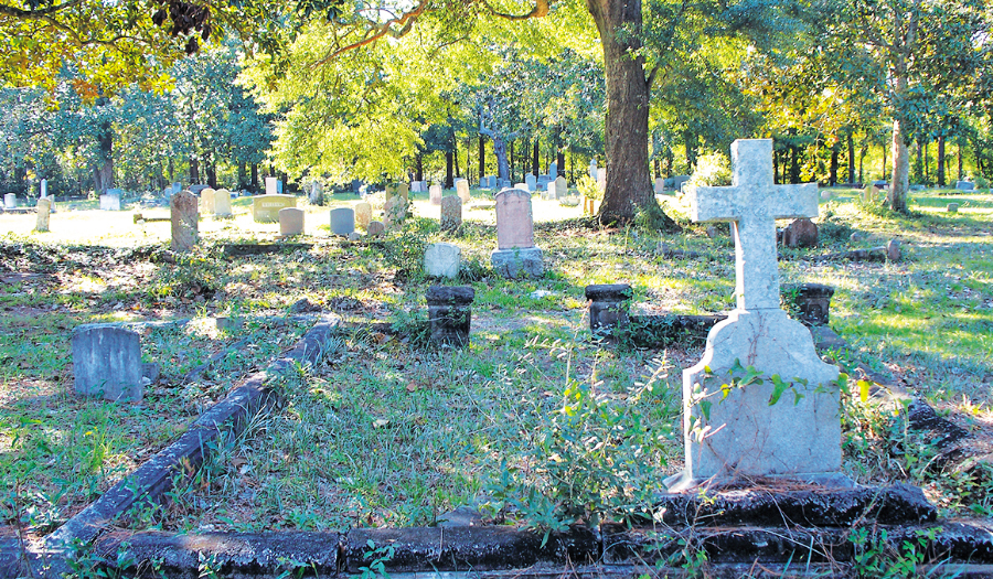 Whelks, Glass & Garden Lights: African-American Cemeteries & Archaeology At Library, Feb. 22