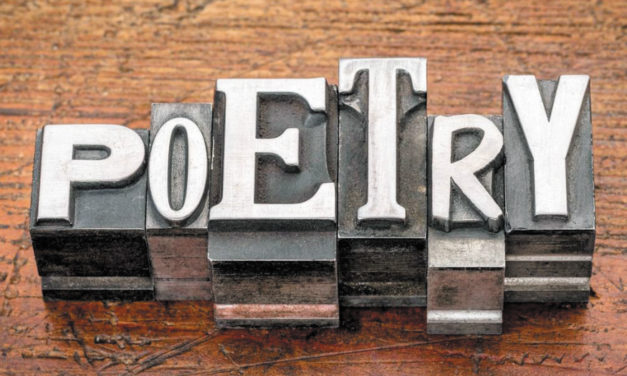Publisher M. Scott Douglass At Poetry Hickory, Tuesday, February 13